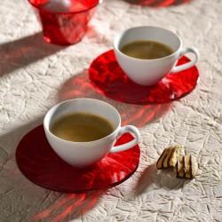 SET 2 TAZZE CAFFE DIAMOND...